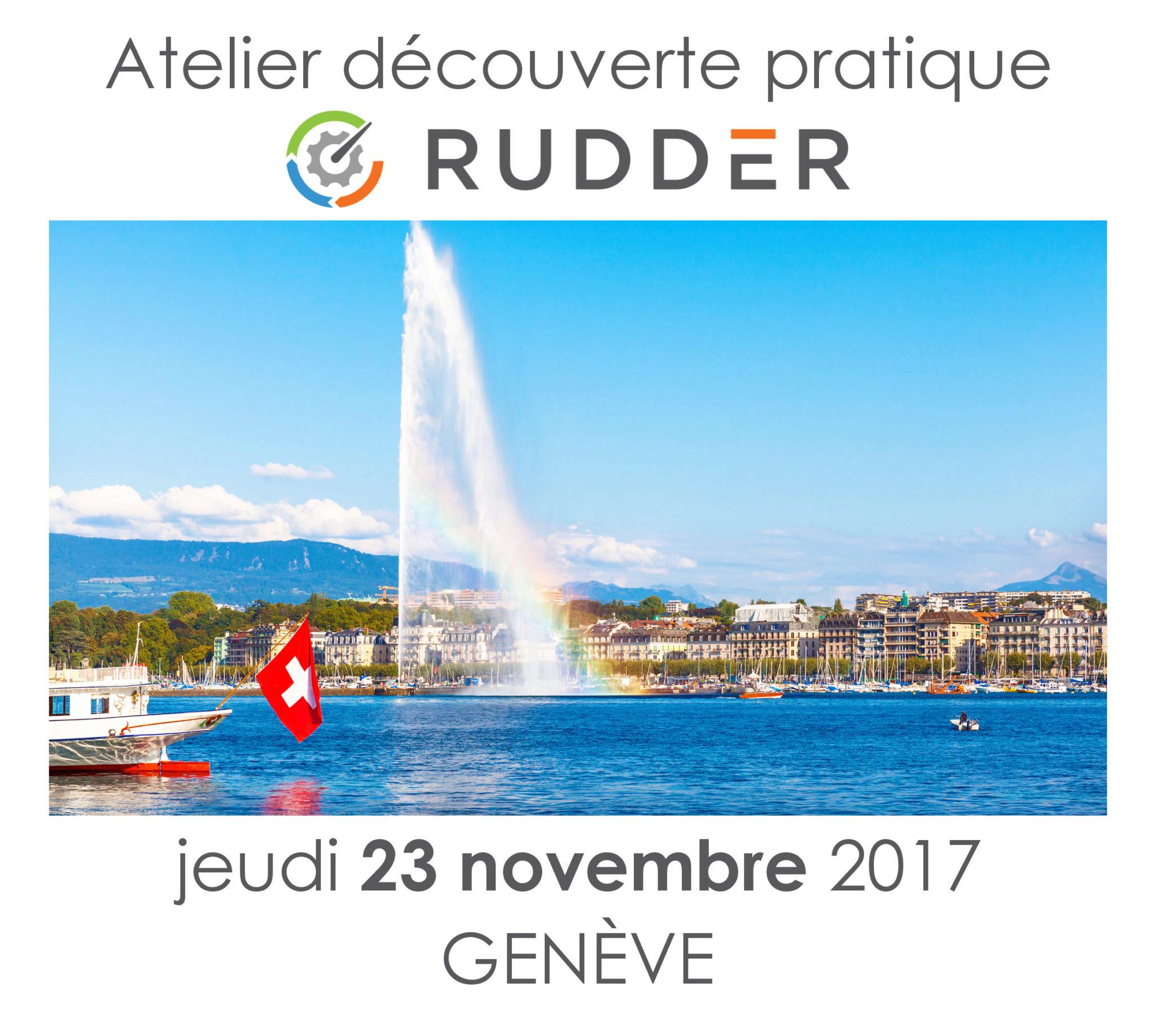 JIR Rudder à Genève