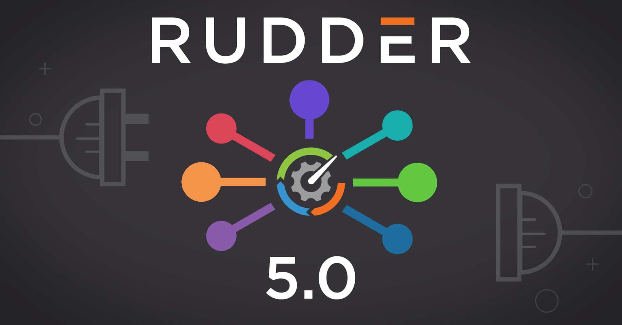 RUDDER 5.0