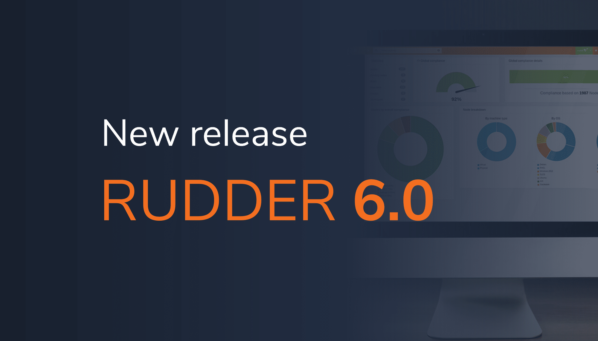 RUDDER 6.0 release