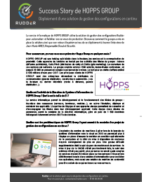 Success story - Hopps Group