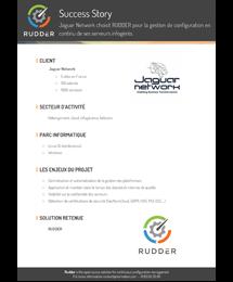 Success story - Jaguar Network RUDDER