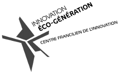 Innovation éco-génération logo
