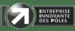 Entreprise innovante des pôles logo